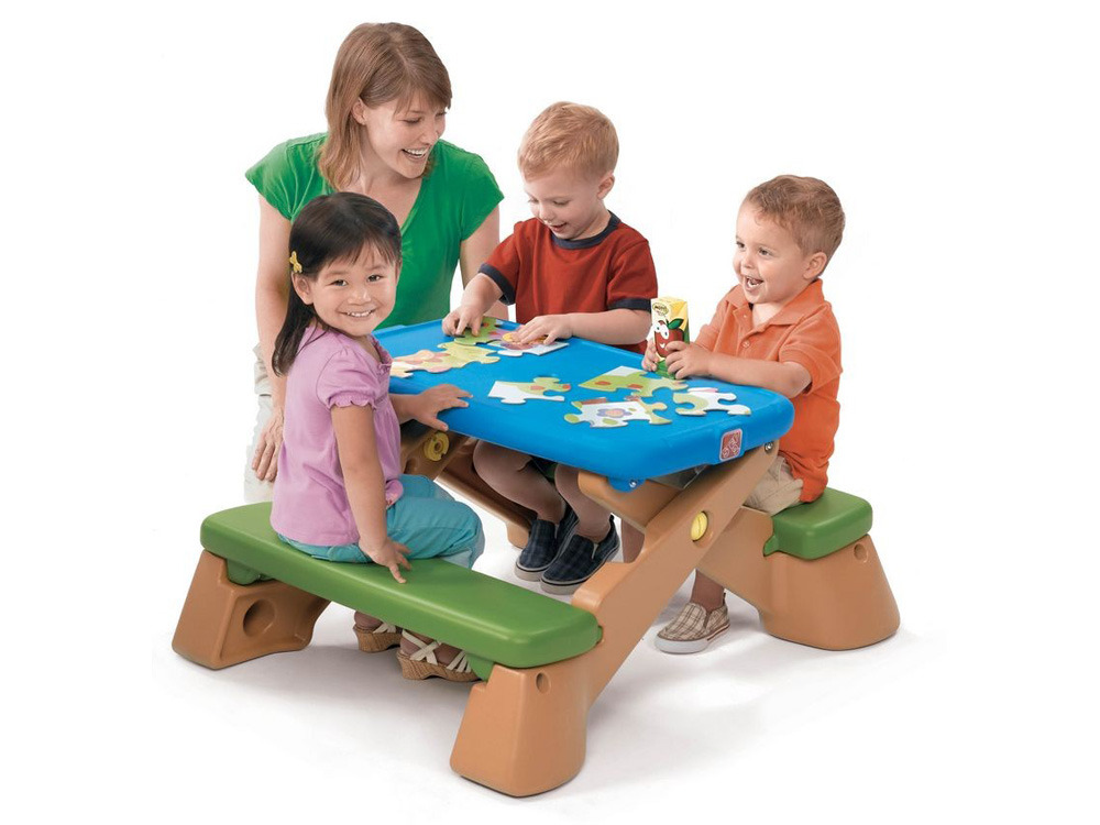 table picnic pliable 58409. Black Bedroom Furniture Sets. Home Design Ideas