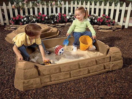 "Bac à Sable ""Sandbox"""