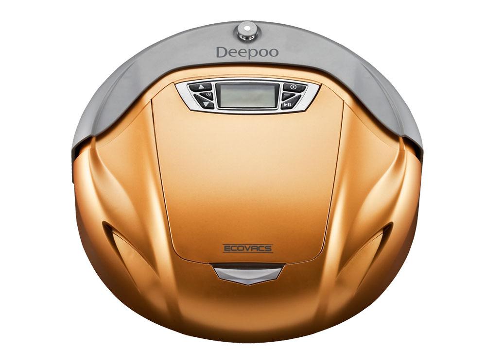 aspirateur robot automatique d58 avec cran lcd t l commande et bandes magn tiques vendu par. Black Bedroom Furniture Sets. Home Design Ideas