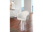 "Lot de 2 chaises ""Moby"" - 56 x 76 x 74 cm"