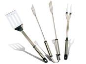Accessoires barbecue - Set service inox 3 pièces