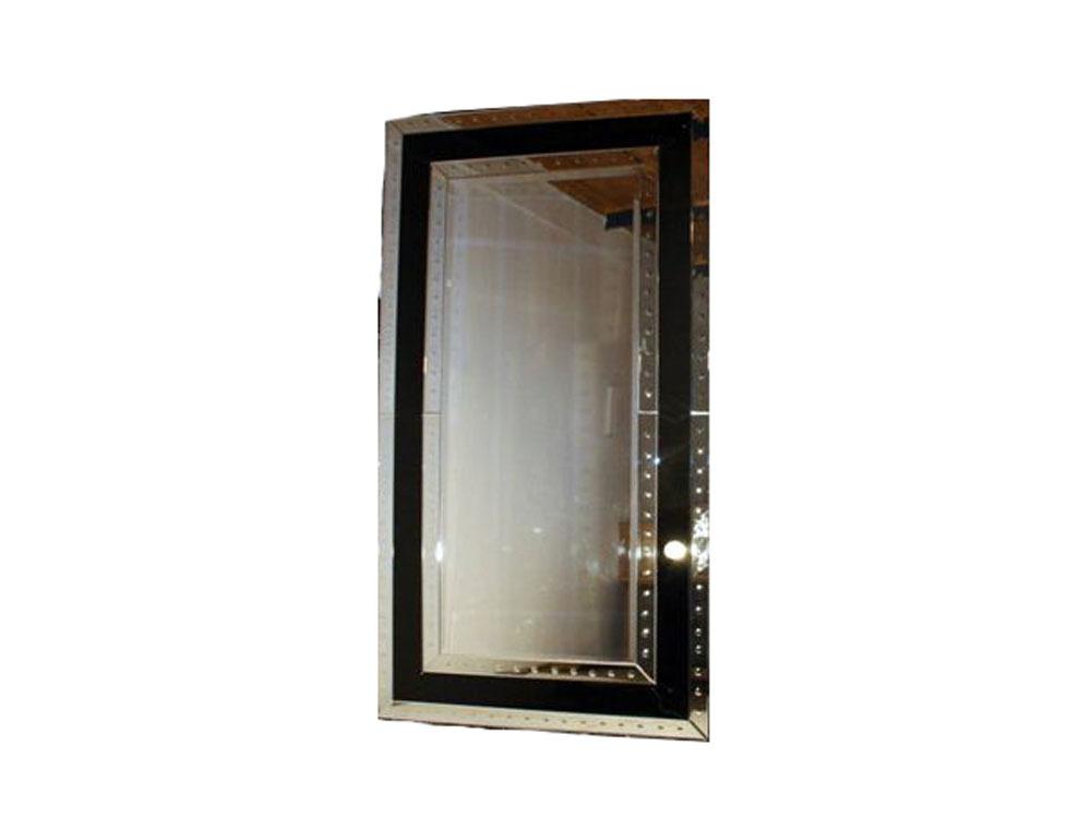 miroir en angle droit l 100 x h 200 cm 44235. Black Bedroom Furniture Sets. Home Design Ideas