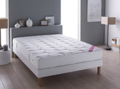 "Matelas ressorts Luxe suspension ""Stockholm"" - 160 x 200 cm"