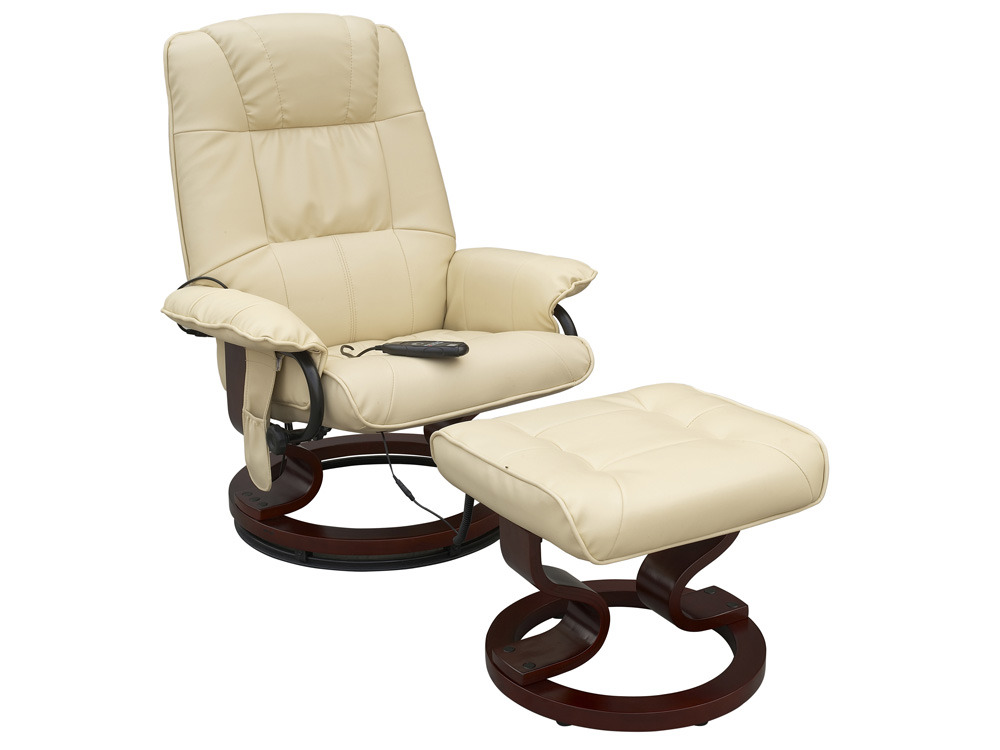 Fauteuil de relaxation beige 10 programmes ebay - Fauteuil relax beige ...