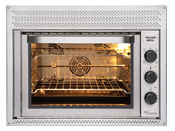 "Four multifonctions ""TQ 380"" - Inox - 38 L - 2500 W - Thermostat 280°C"