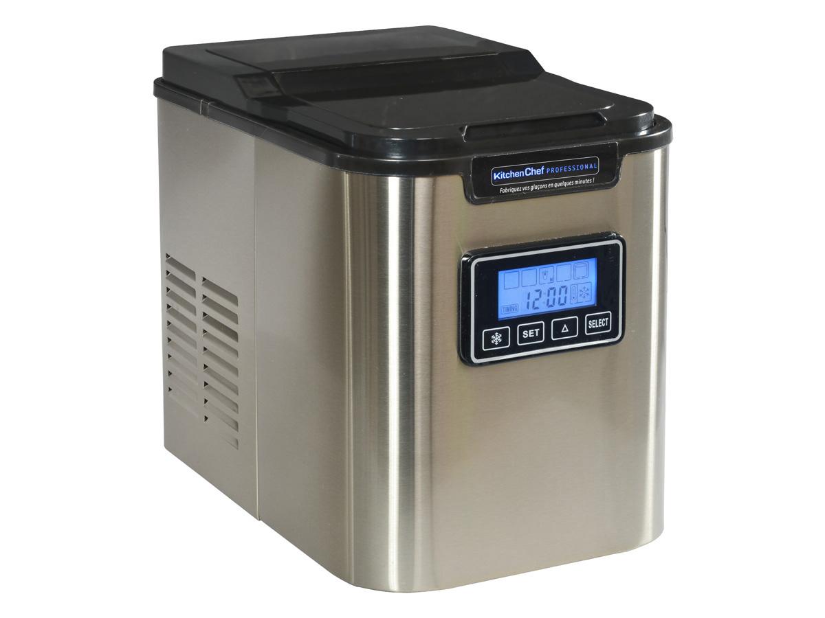 Machine a gla ons h koenig kube kb15 vendu par cdiscount - Machine a glacon kube ...