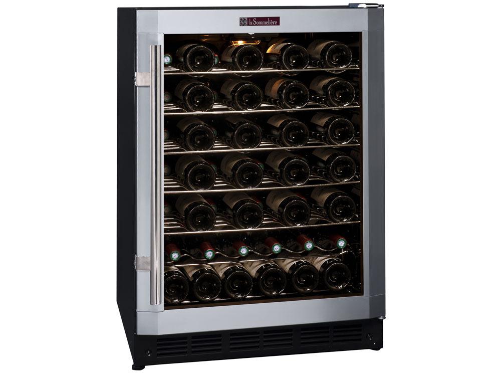 cave vin de service 48 bouteilles 50489. Black Bedroom Furniture Sets. Home Design Ideas