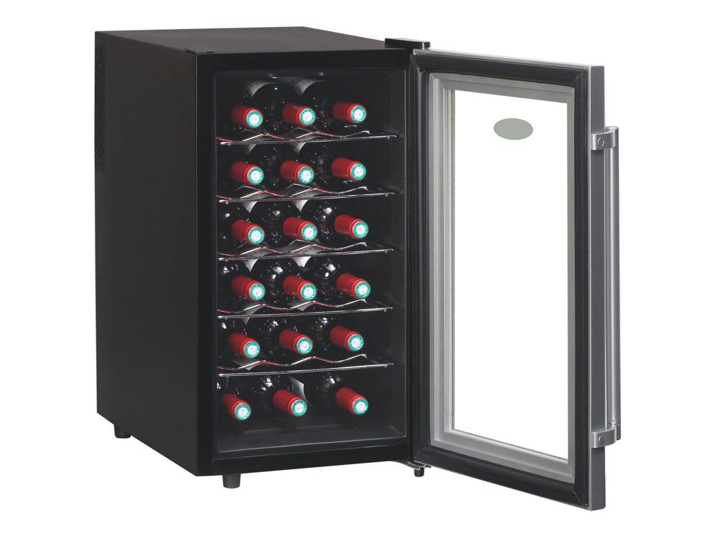 cave vin de service 18 bouteilles 50485. Black Bedroom Furniture Sets. Home Design Ideas