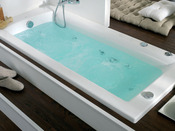 Baignoire Balnéo eau/air BORA BORA I 180x80cm