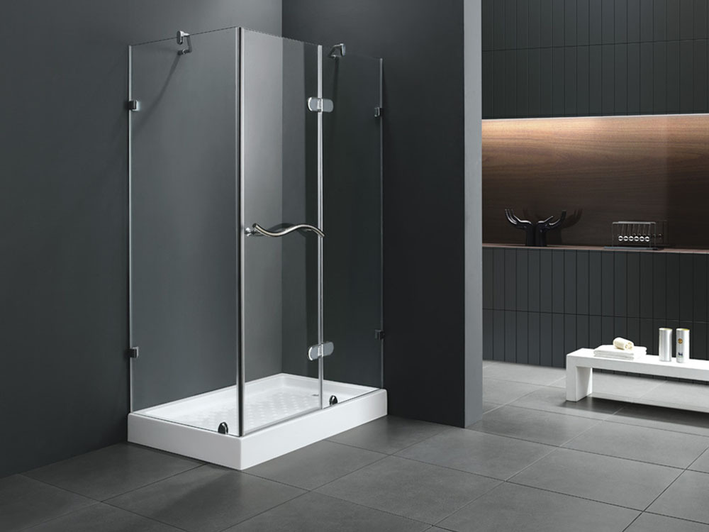 Paroi de douche reykjavic rectangulaire 80 x 120 x 200 cm for Carrelage 80 x 80
