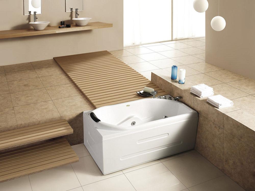 Vente baignoire baln o tritoo maison et jardin - Vente baignoire balneo ...