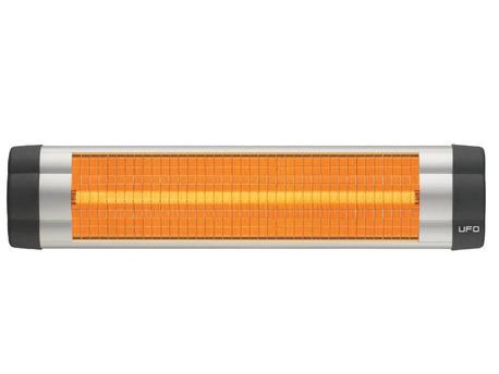 """Chauffage infrarouge """"STAR"""" 1800W - Argent"""