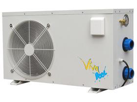 Pompe � chaleur r�versible Chaud/Froid - 16,5 kW/ 120 m3