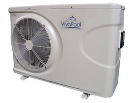 Pompe à chaleur réversible Chaud/Froid - Puissance 6,5 kW - Volume d'eau  55 m3 - Structure ABS