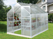 Serre Jardin Polycarbonate  Hortensia  4.8m²