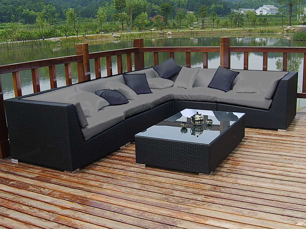 salon jardin maldives canap d 39 angle table basse 51893. Black Bedroom Furniture Sets. Home Design Ideas