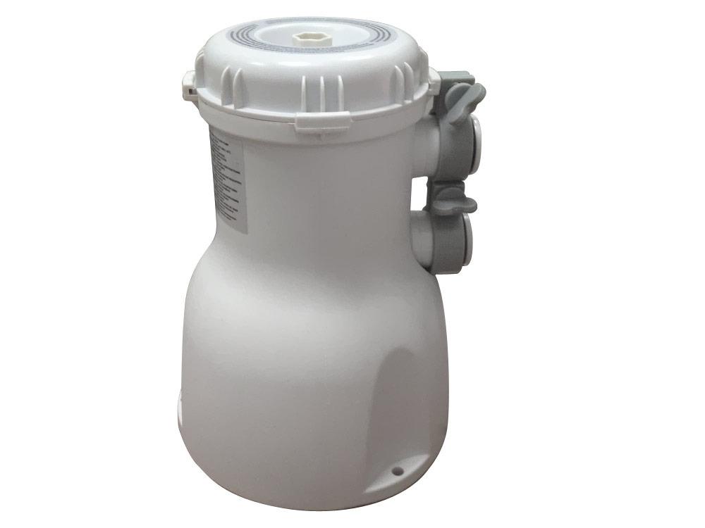 Pompe pour filtration piscine cartouche m3 h 56841 - Pompe a cartouche pour piscine ...