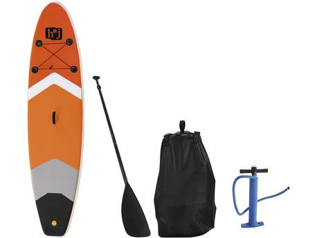 "Paddle ""Sup wave A2"" - 305 x 76 x 10 cm - Orange"