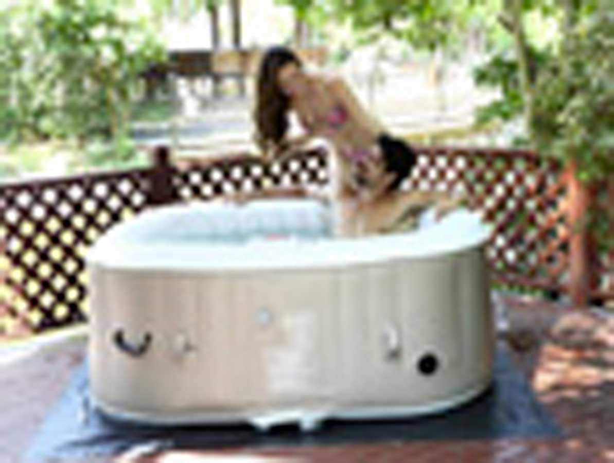 Jacuzzi gonflable avis spa gonflable carrefour on for Jacuzzi hinchable carrefour