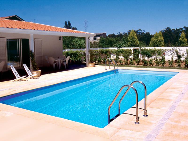 Piscine acier enterr e rectangle fond compos sunkit 6 for Liner piscine 3 50 x1 20