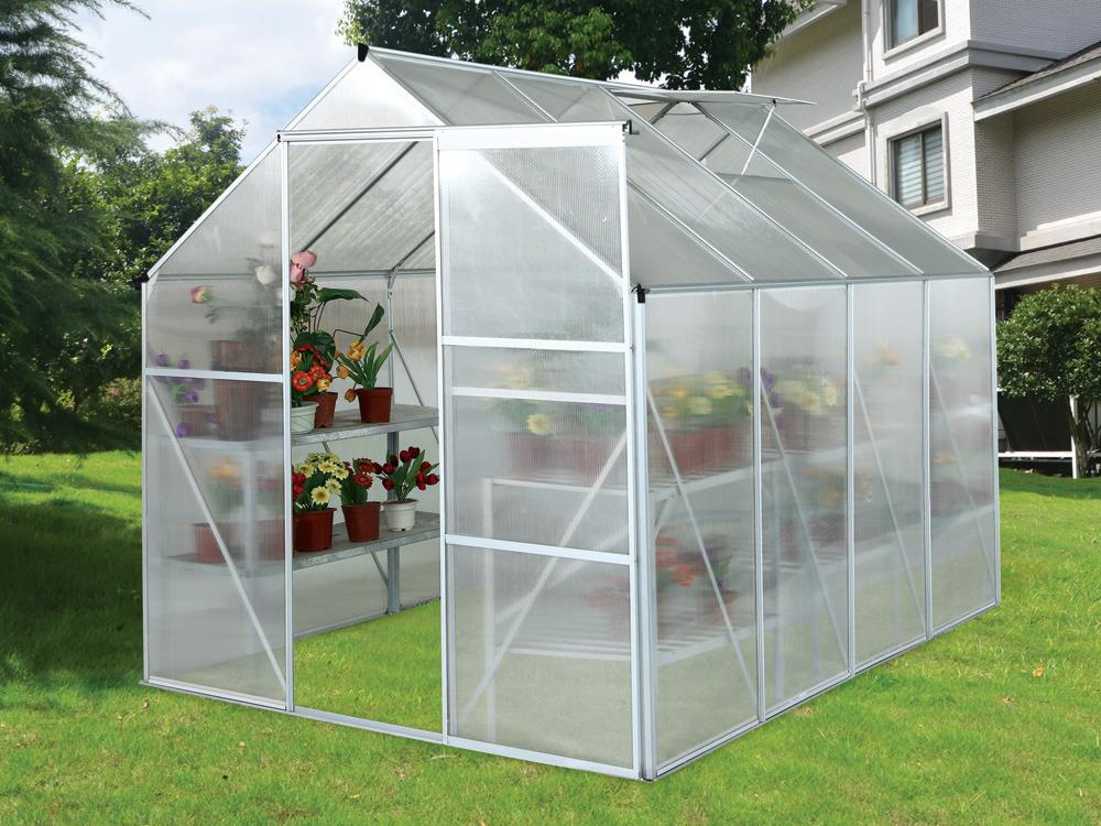 Serre Jardin Polycarbonate Hortensia 3 6m 59491