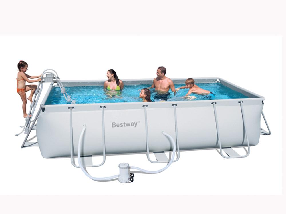 Piscine tubulaire 8m2 x x m 78779 for Auchan piscine tubulaire