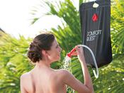 Réservoir/Douche solaire portable 20L