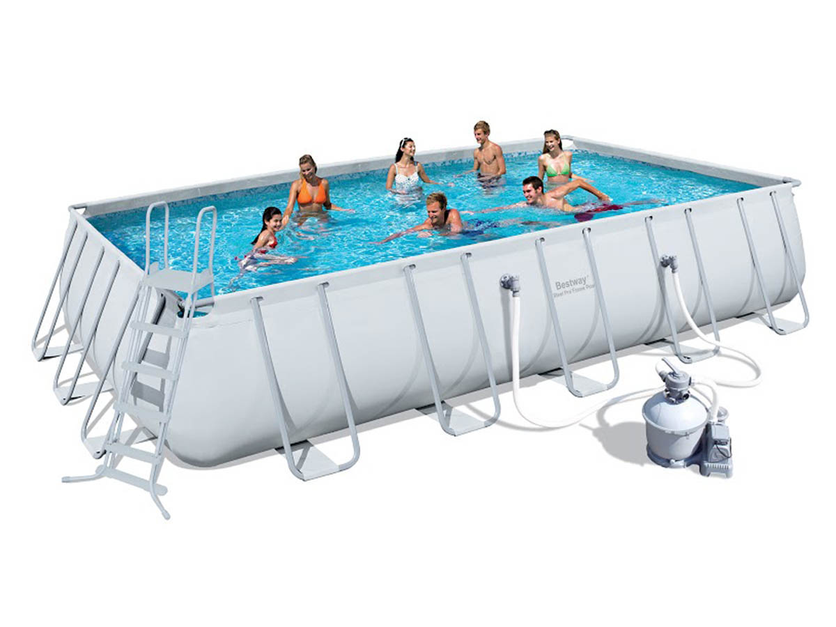 piscine tubulaire 5.49 x 1.22