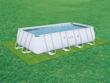 Lot de 8 tapis de protection pré formé - 50 x 50 cm