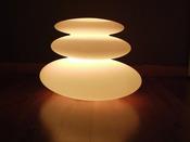 "Luminaire Pro Lite ""Stoons 20h"" - Ø 28 x 35 cm"