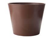 "Pot rond ""Amsterdam"" Ø 50 × 40,5cm. - Cèdre"