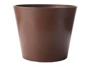"Pot rond ""Amsterdam"" Ø 60 × 49 cm. - Cèdre"