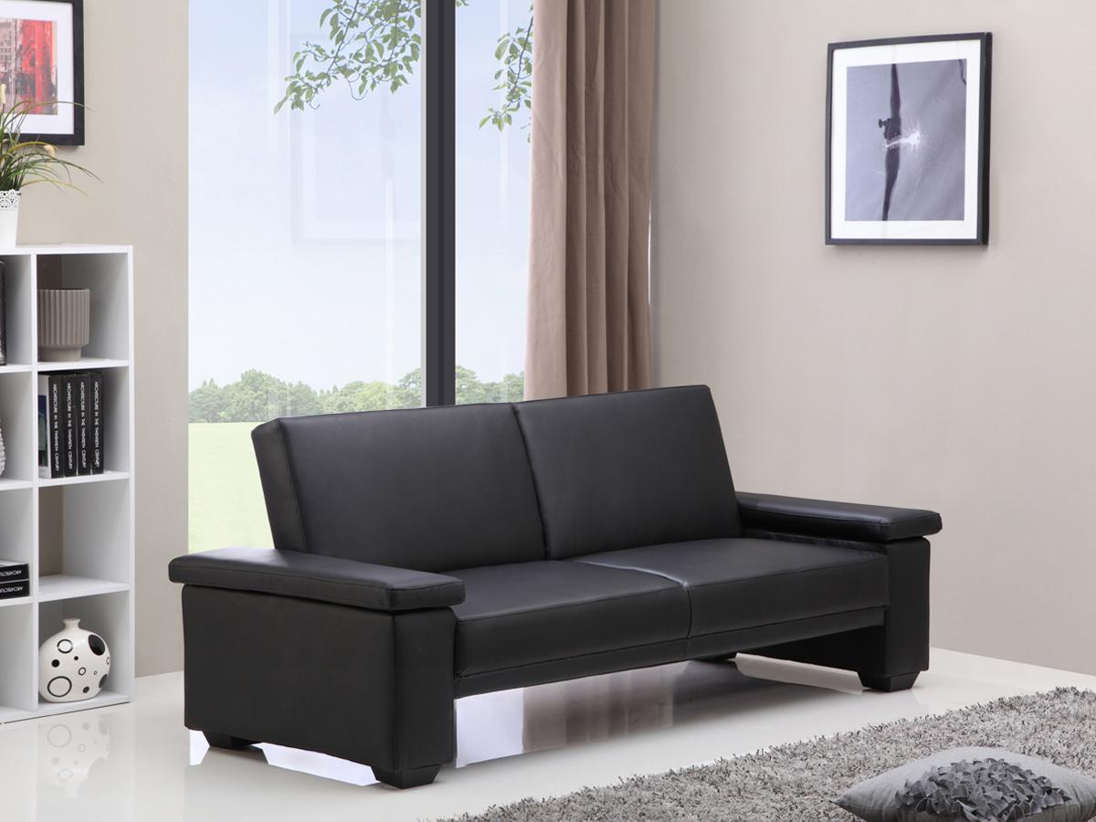 canap clic clac bella 69681. Black Bedroom Furniture Sets. Home Design Ideas
