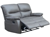 CANAPE RELAX LINCOLN -  2 PLACES - TAUPE