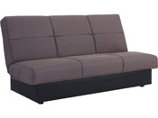 CANAPE CLIC-CLAC ENZO - 3 PLACES - TAUPE