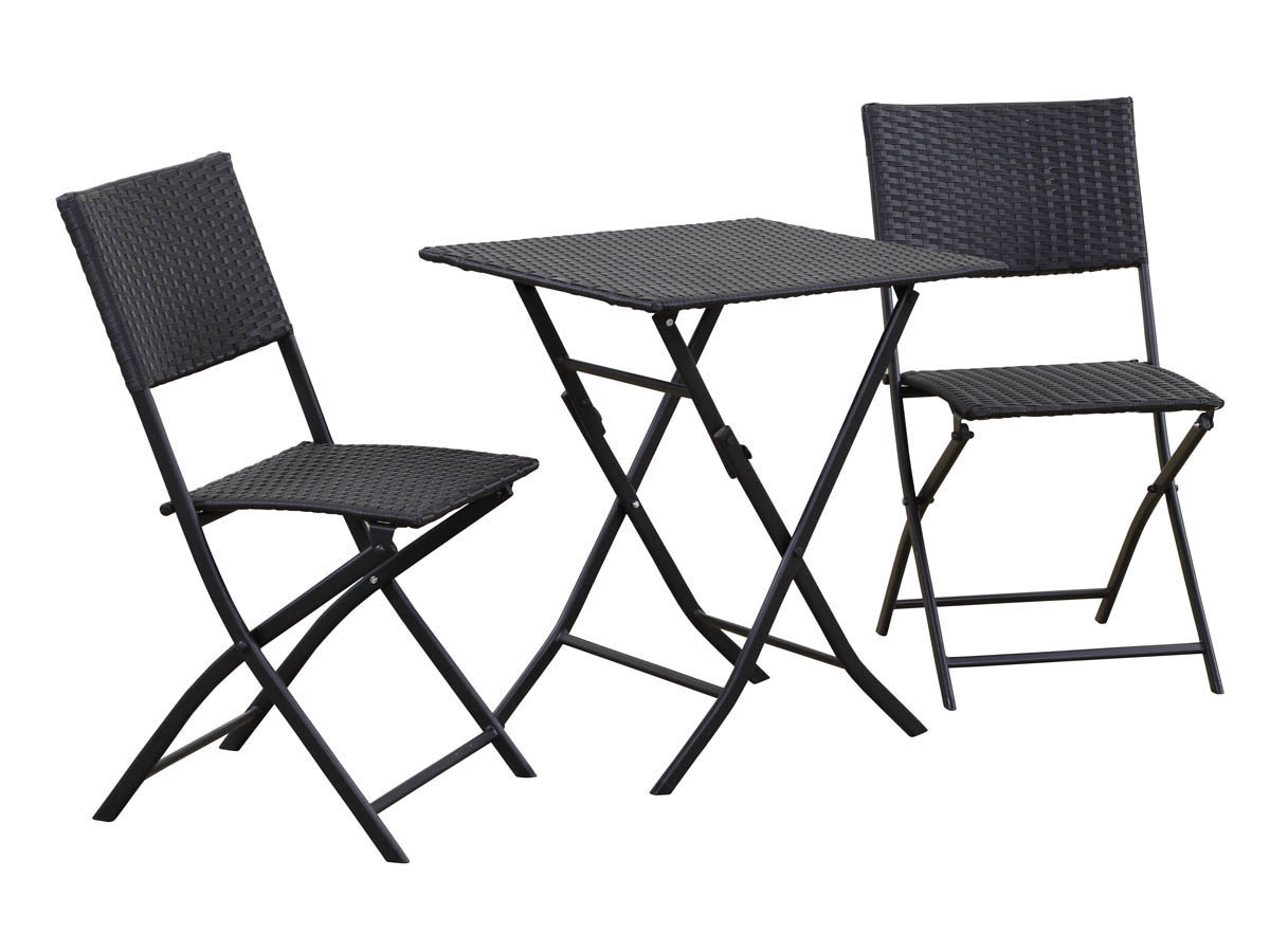 tables chaises jardin pas cher. Black Bedroom Furniture Sets. Home Design Ideas