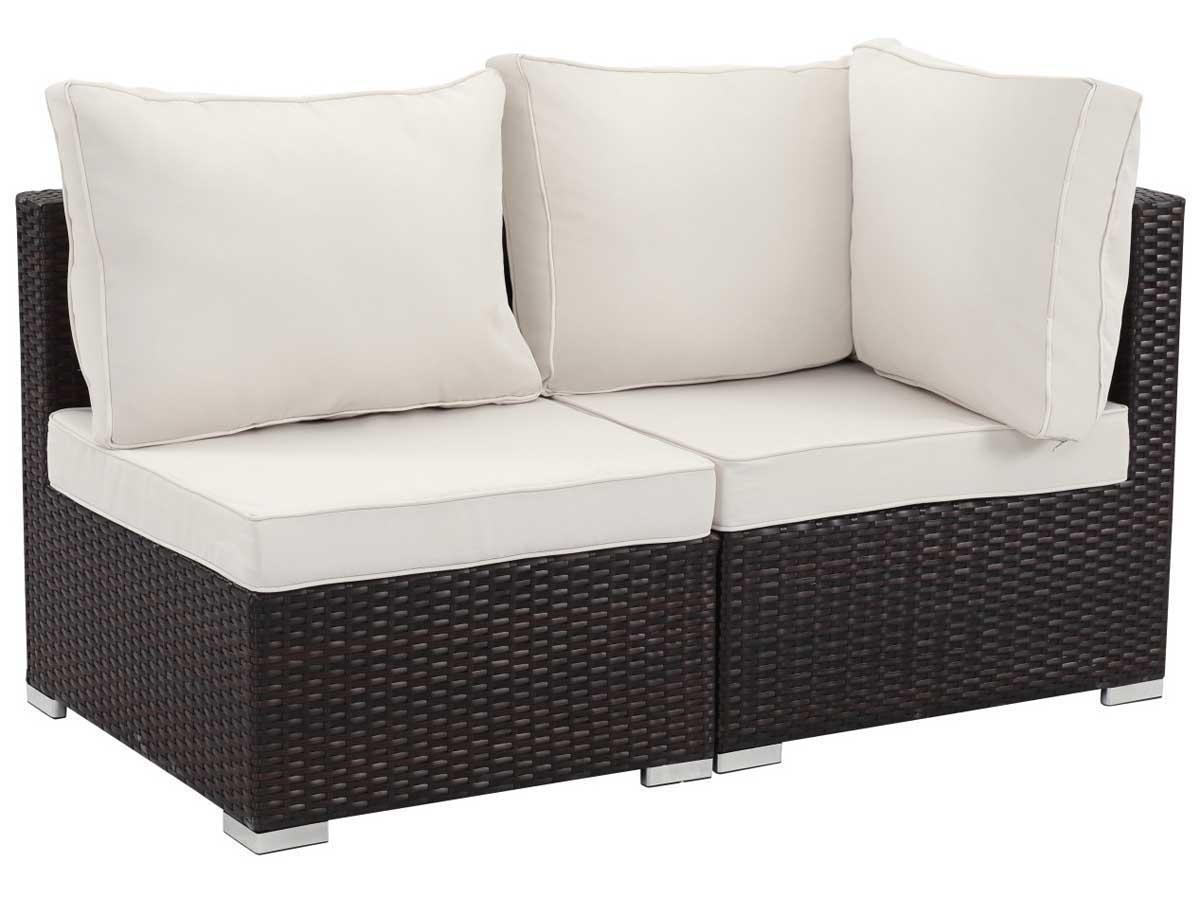 beautiful salon de jardin resine meridienne contemporary. Black Bedroom Furniture Sets. Home Design Ideas