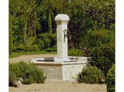 """Fontaine """"Séville""""- Diamètre 180 x H.168 cm"""