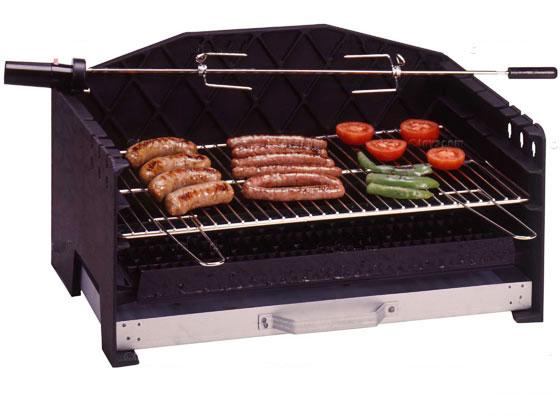 barbecue bois alexandrie batir grille rectangle 67 x 40 cm 284. Black Bedroom Furniture Sets. Home Design Ideas