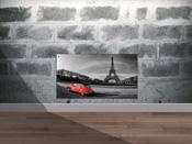 """Radiateur électrique design """"Paris"""" - 1000 W ou 2000 W"""