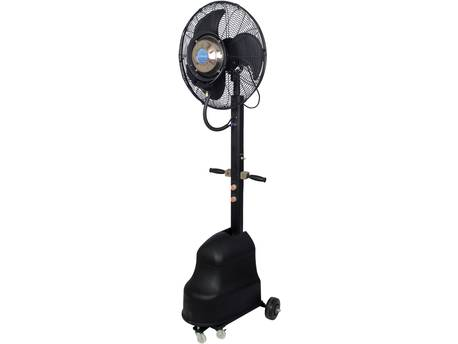 Ventilateur brumisateur haute performance - H.180 cm - 180 W