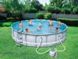 "Piscine tubulaire ""Power Steel Frame Pool "" - 6.71 x 1.32 m"