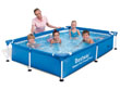 "Piscine tubulaire Rectangulaire ""Splash Jr""  2.21 x 1.50 x 0.43 m"