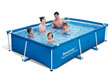 "Piscine tubulaire Rectangulaire ""Splash"" 2.59 x 1.70 x 0.61 m"