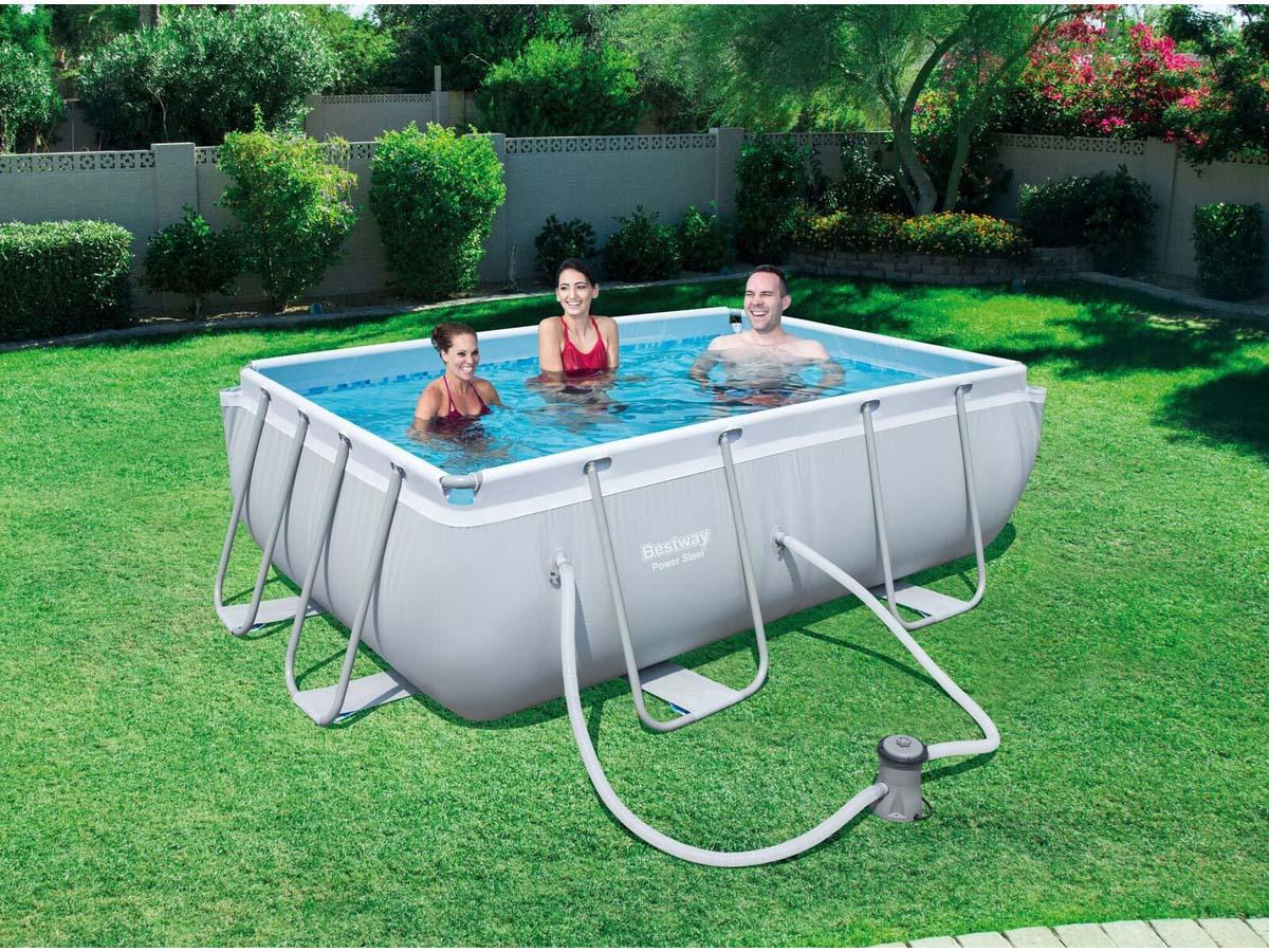 piscine tubulaire 4 x 3