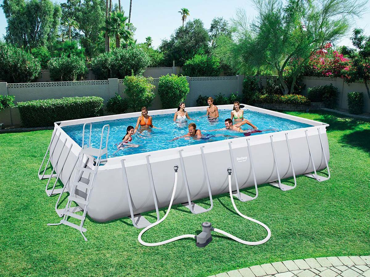 Piscine tubulaire x x 89268 for Piscine bestway 3 66