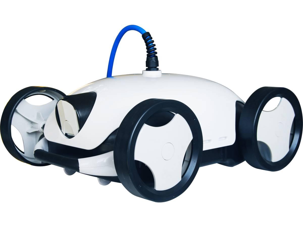 robot piscine lectrique falcon avec batterie 94207. Black Bedroom Furniture Sets. Home Design Ideas