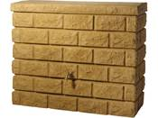 "Kit mur ""Rocky"" - 400 L - Sable"