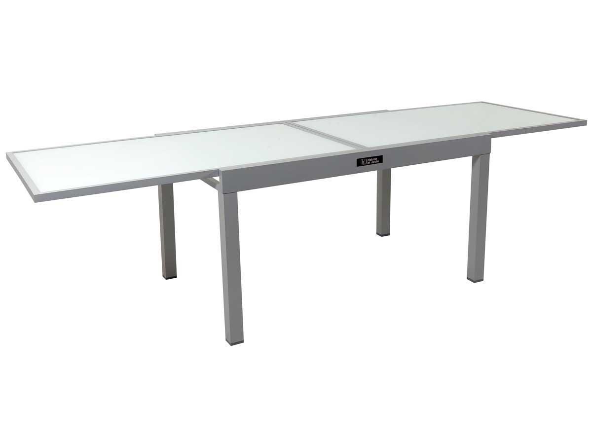 Aluminium Table De Jardin De Table Table Extensible Extensible Jardin Aluminium UqGSpzMV