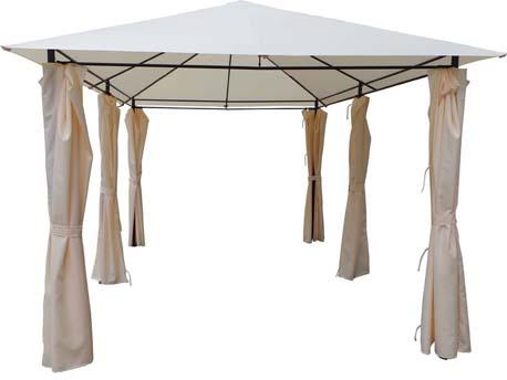 Tente de reception-Tonnelle